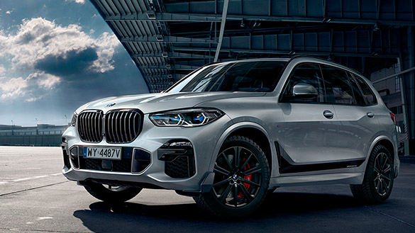 BMW X5 z M Performance Parts