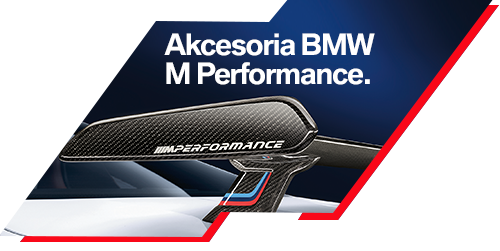 AKCESORIA BMW M PERFORMANCE.